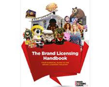 Brand licensing handbook europe trade show licensor licensee education guide retail manufacturing intellectual property