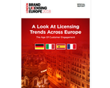Reports and Case Studies licensing brand europe show trade licensor licensee education